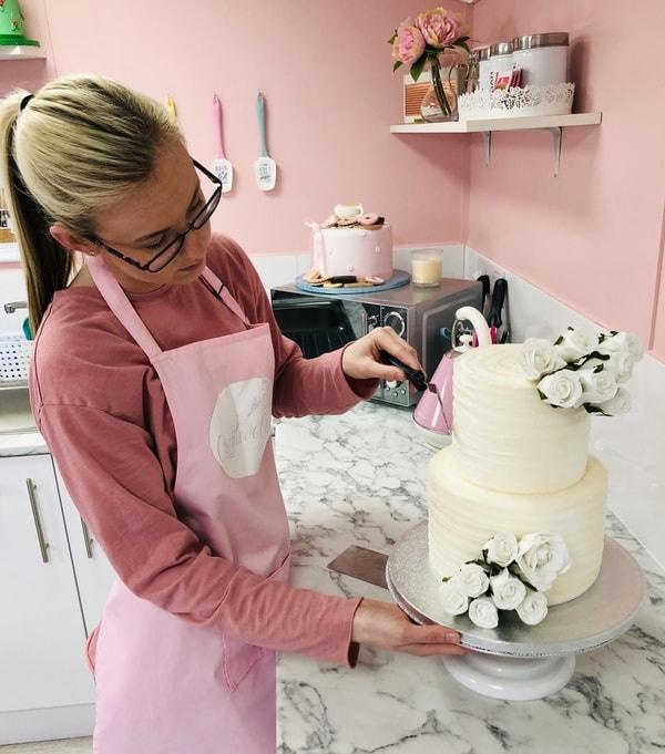cake designer kent